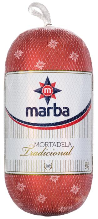 MORTADELA MARBA CX 4/+-5KG