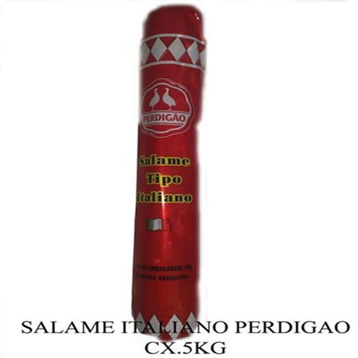 SALAME ITALIANO PERDIGAO CX.5KG