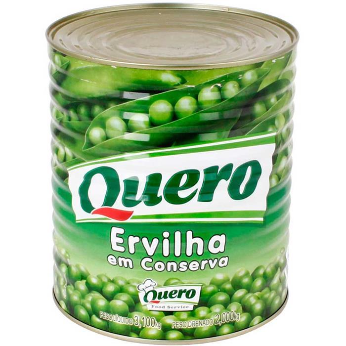 ERVILHA QUERO CX. 6/2KG