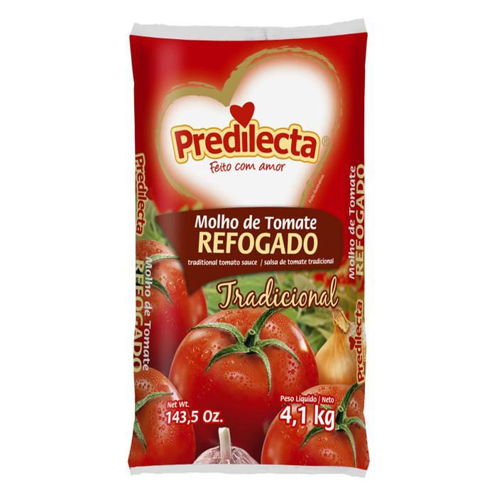 MOLHO REFOG. PREDILECTA BAG CX.4/4,1KG