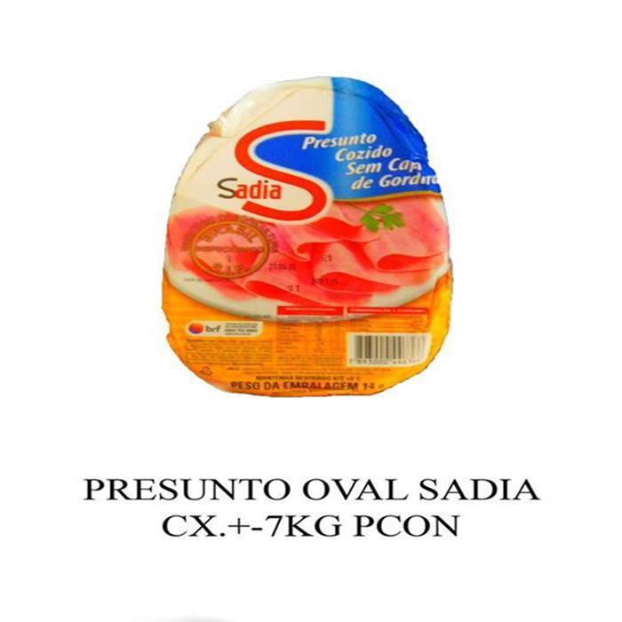 PRESUNTO OVAL SADIA CX.+-7KG PCON