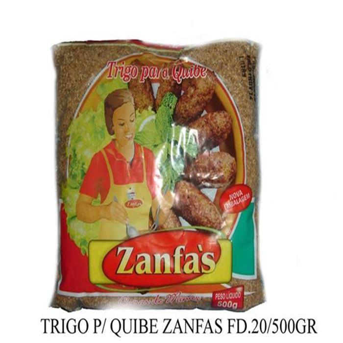 TRIGO P/ KIBE ZANFAS FD.20/500GR