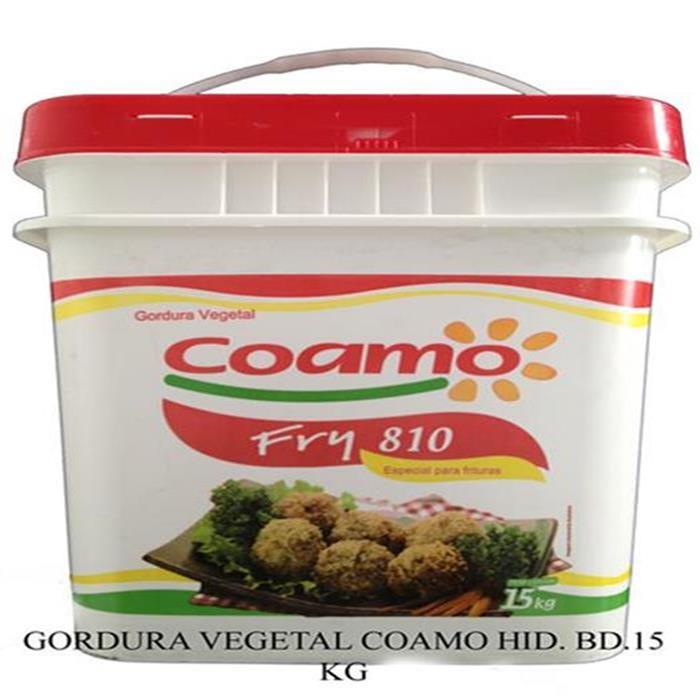 GORDURA VEGETAL COAMO HID. BD.15 KG