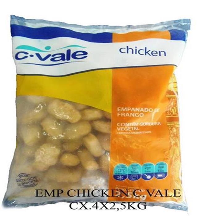 EMP CHICKEN C.VALE CX.4X2,5KG