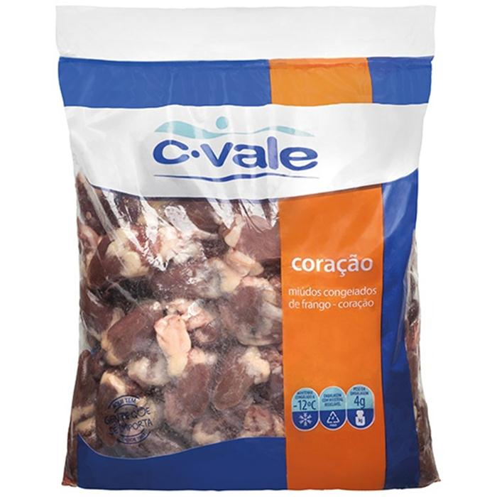 AVE CORACAO CONG C. VALE 18PC/18KG