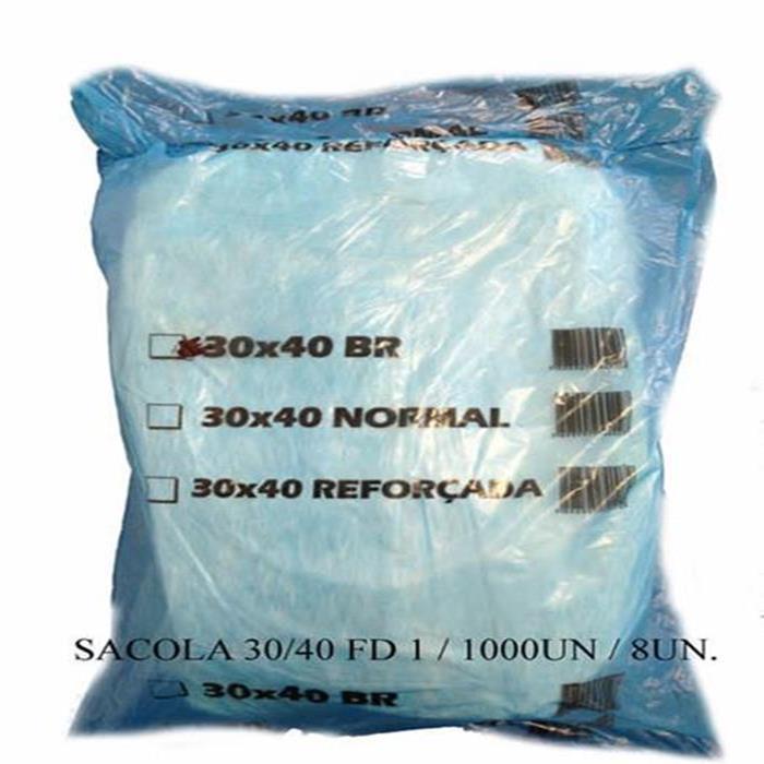 SACOLA 30/40 FD 1 / 1000UN