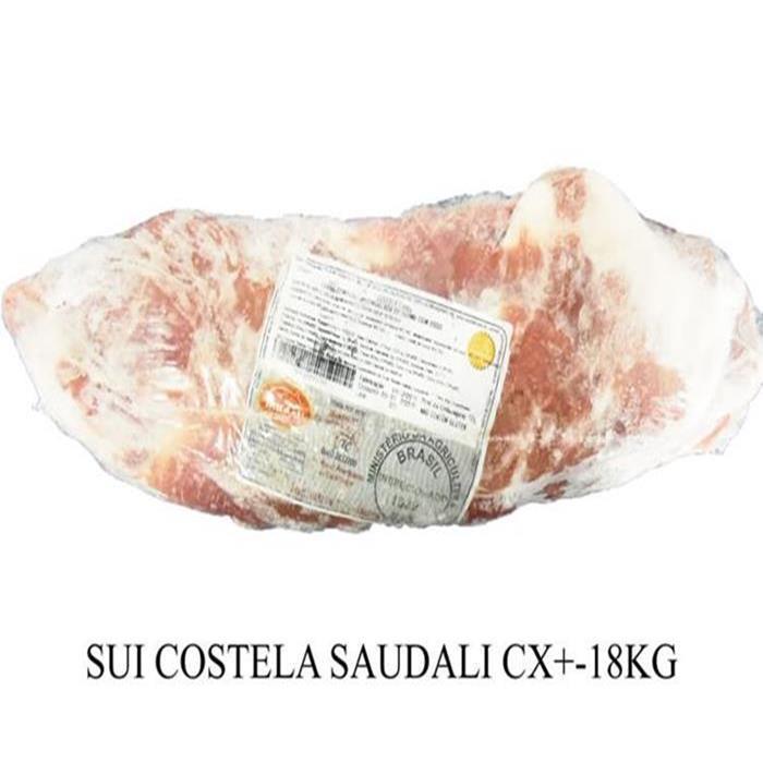 SUI COSTELA TIRAS SAUDALI CX+-20KG