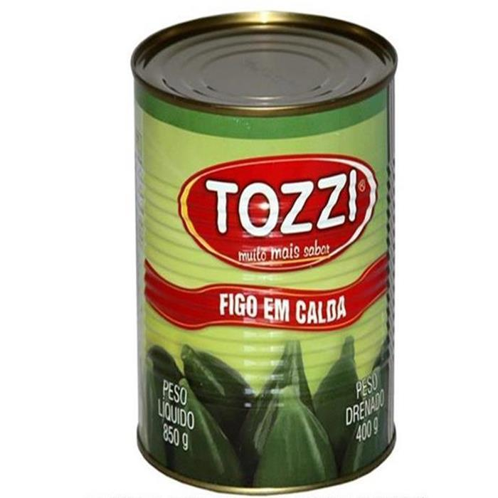 FIGO EM CALDA TOZZI CX.12/400G