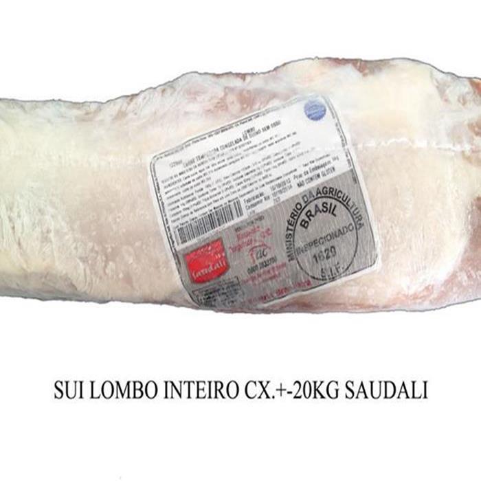 SUI LOMBO INTEIRO CX.+-20KG SAUDALI