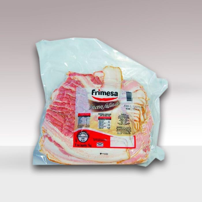 BACON FATIADO FRIMESA CX. 7/1KG