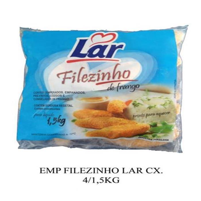 EMP FILEZINHO LAR CX. 4/1,5KG