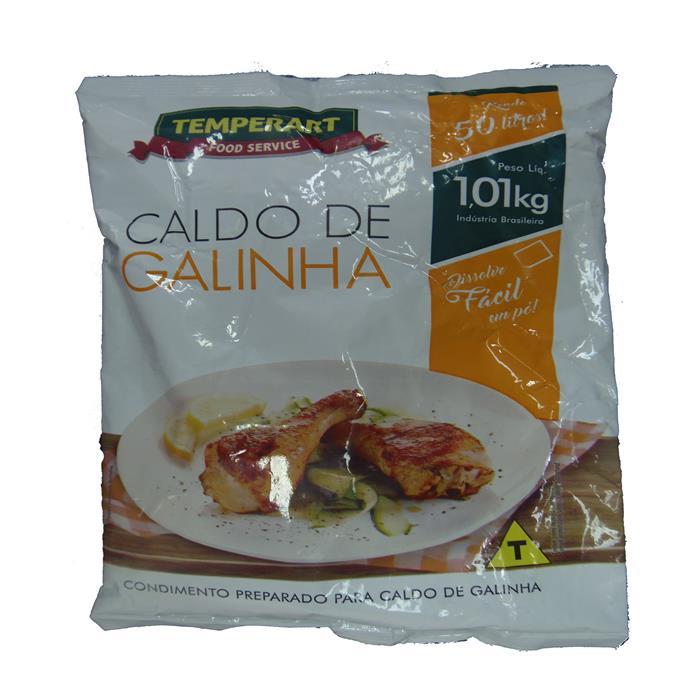 CALDO DE GALINHA TEMPERART FD. 10/1,01KG