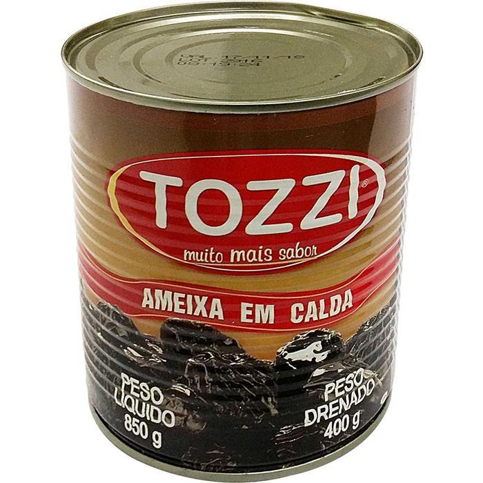 AMEIXA CALDA TOZZI CX 12/400G