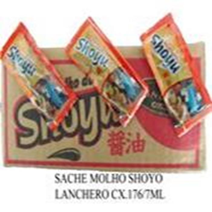 SACHE MOLHO SHOYO LANCHERO 12X176/7ML