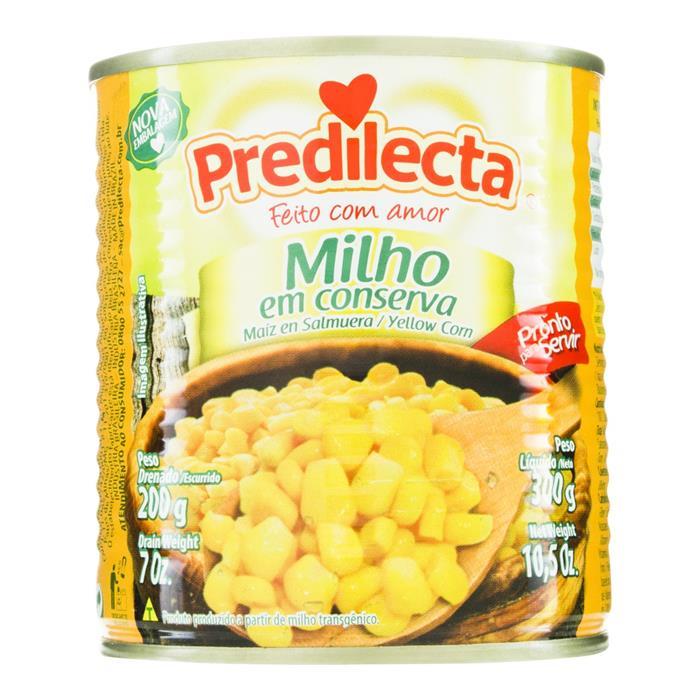 MILHO VERDE 24/200GR PREDILECTA