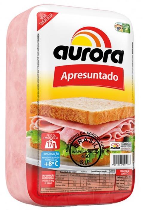 APRESUNTADO AURORA CX. 2/3,7KG