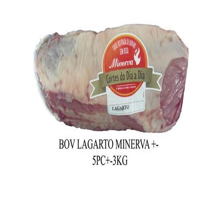 BOV LAGARTO MINERVA +-5PC+-3KG