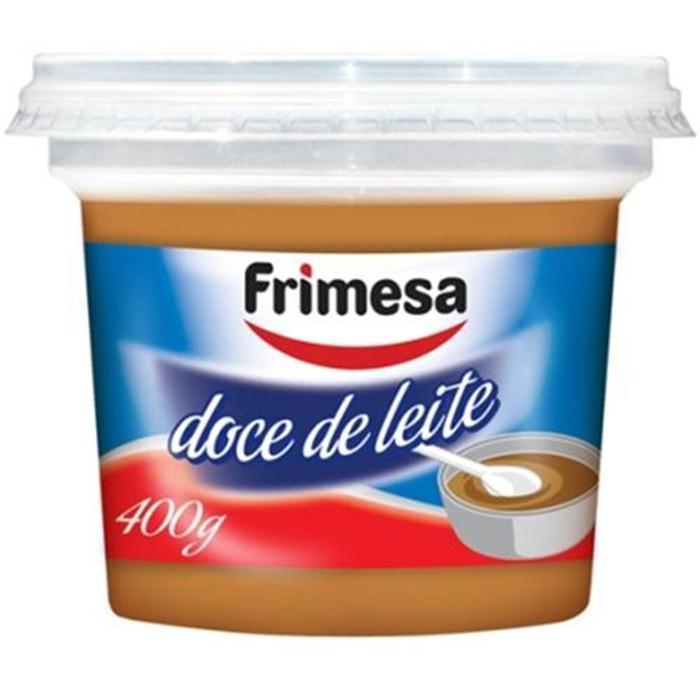 DOCE DE LEITE FRIMESA CX. 12/400GR