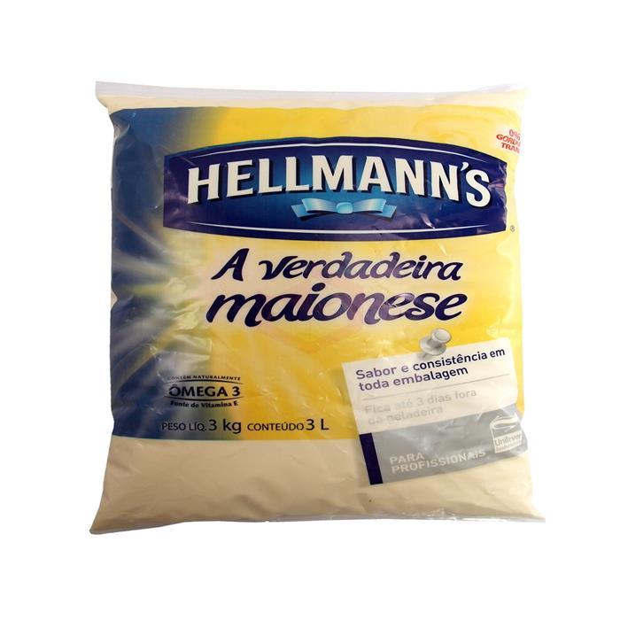 MAIONESE BAG HELLMANNS CX.6/3KG