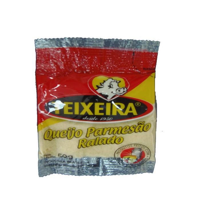 QUEIJO RALADO TEIXEIRA CX.20/50GR