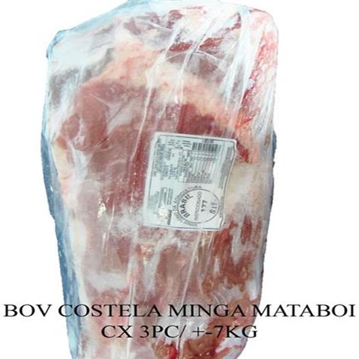 BOV COSTELA MINGA MATABOI +-3PC/+-21KG
