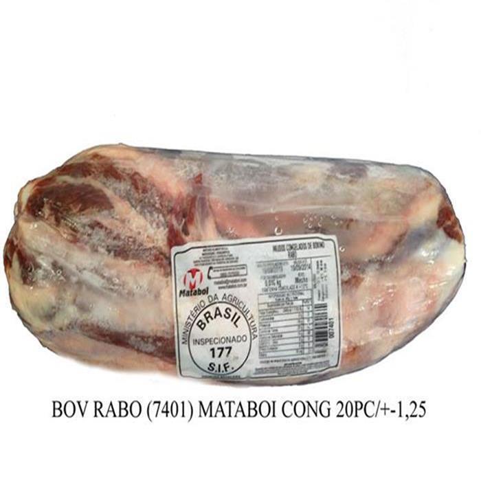 BOV RABO MATABOI CONG +-20PC/+-1,25 INTE