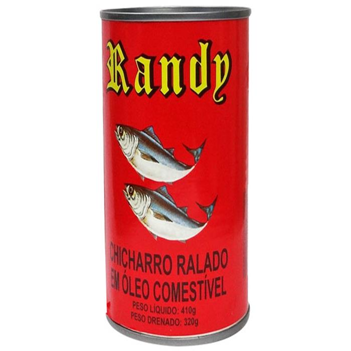 CHICHARRO RALADO RANDY CX. 24/320GR