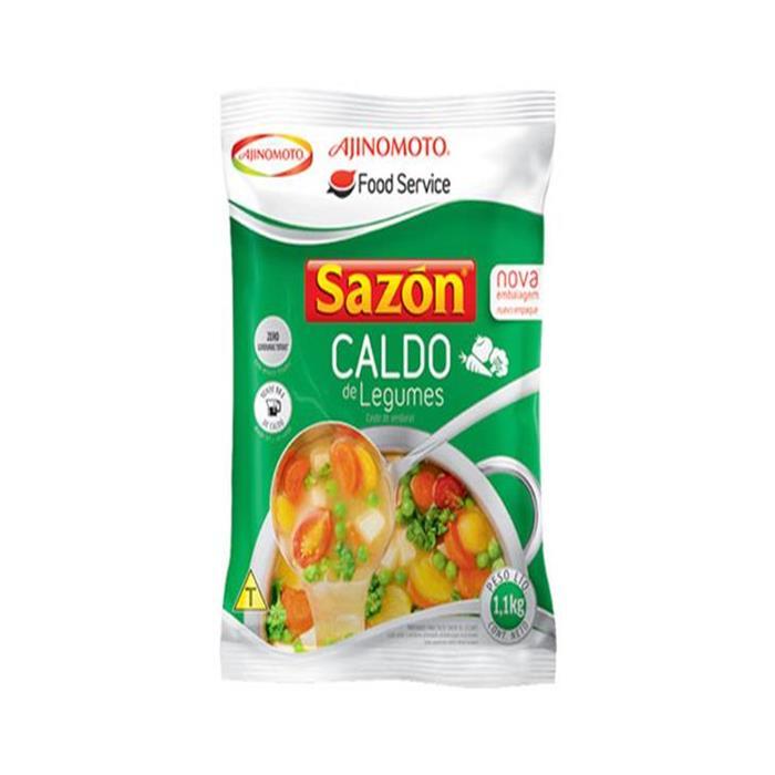 SAZON CALDO LEGUMES AJINOMOTO CX6/1,1KG