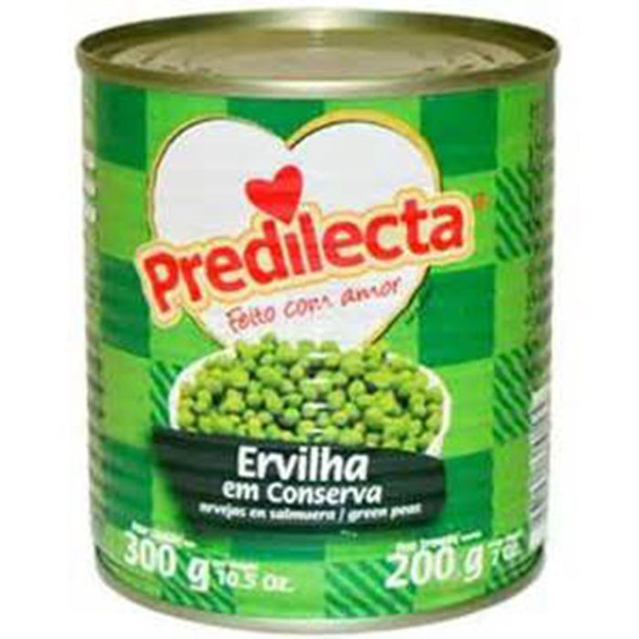 ERVILHA PREDILECTA LT FD. 24/200GR