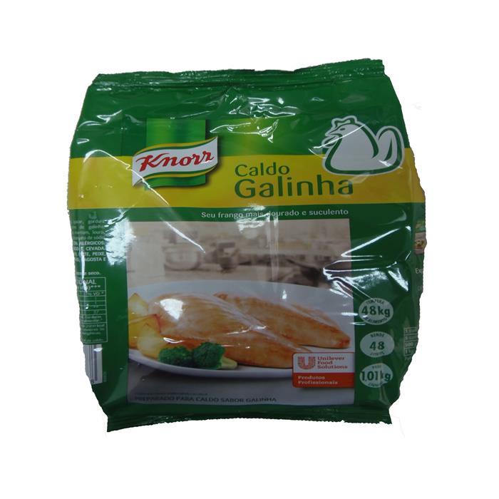 CALDO DE GALINHA KNORR CX.6/1,01KG