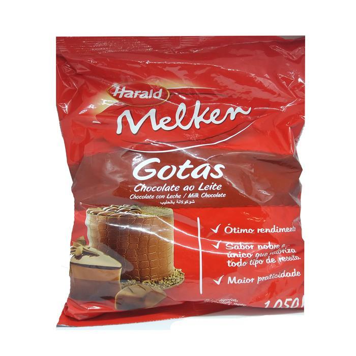 CHOC GOTAS AO LEIT MELKEN HARALD 10/1,05