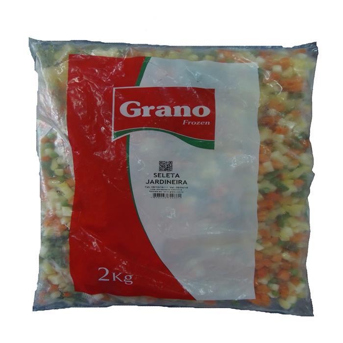 VEG SELECTA JARDINEIRA CONG GRANO 5/2KG
