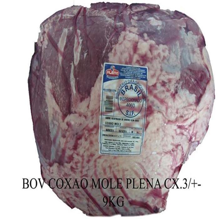 BOV COXAO MOLE PLENA +-3PC/+-9KG