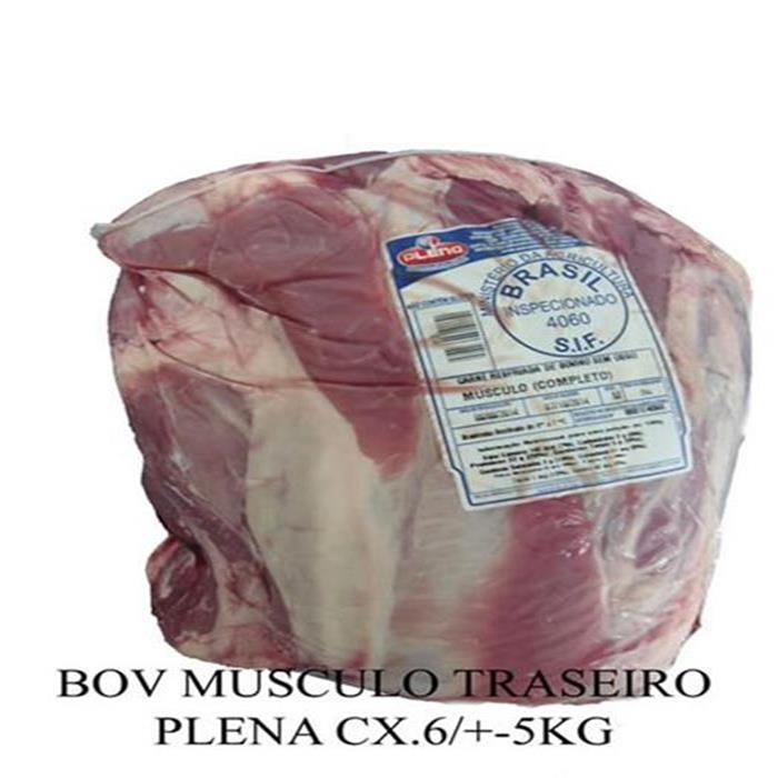 BOV MUSCULO TRAS. PLENA +-5PC/+-5KG