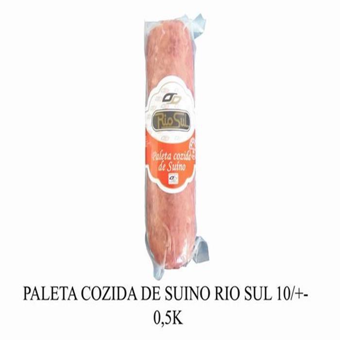 PALETA COZIDA DE SUINO RIO SUL 10/+-0,6K