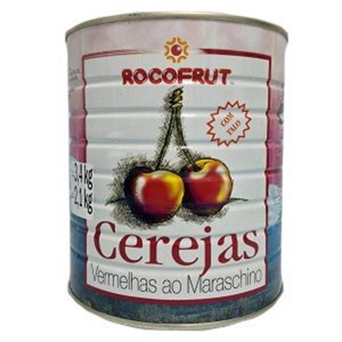 CEREJA EM CALDA S/CABO ROCOFRUT CX6/2,2K