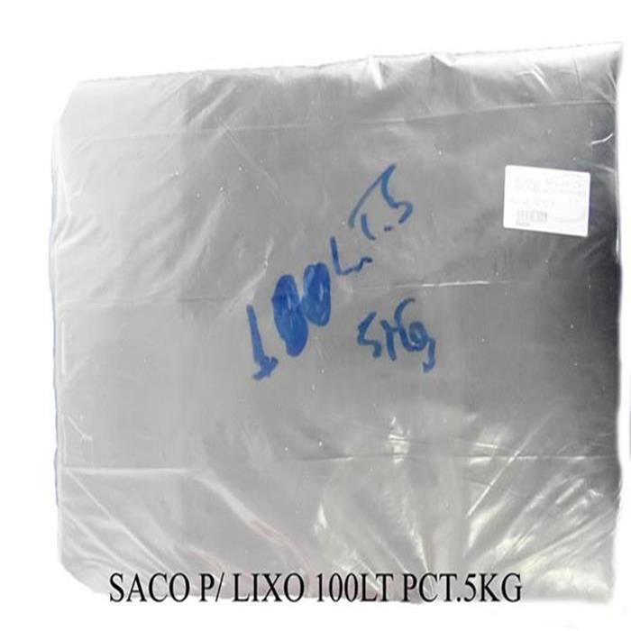 SACO P/ LIXO 100LT PCT.5KG