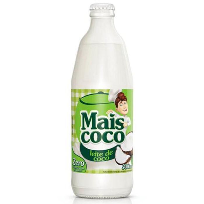 LEITE DE COCO MAIS COCO CX.12/500ML