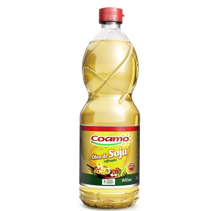 OLEO DE SOJA COAMO CX.20X900ML