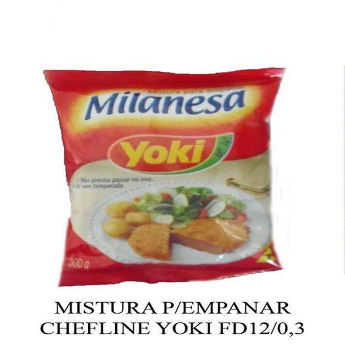 MISTURA P/EMPANAR CHEFLINE YOKI FD12/0,3