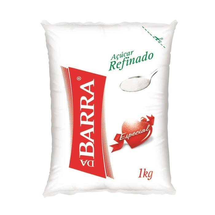 ACUCAR REFINADO DA BARRA FD.10/1KG