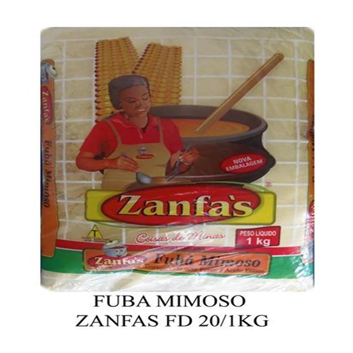 FUBA MIMOSO ZANFAS FD 20/1KG