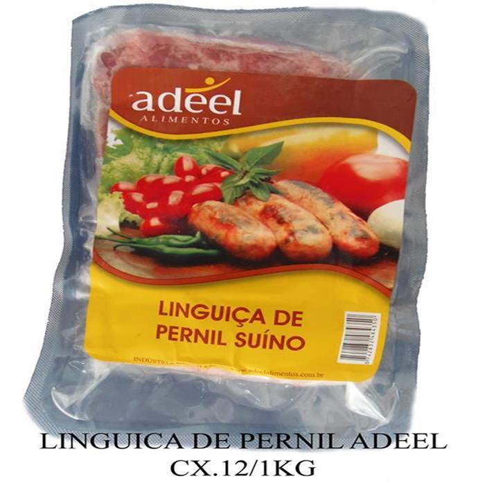 LINGUICA DE PERNIL ADEEL CX.12/1KG
