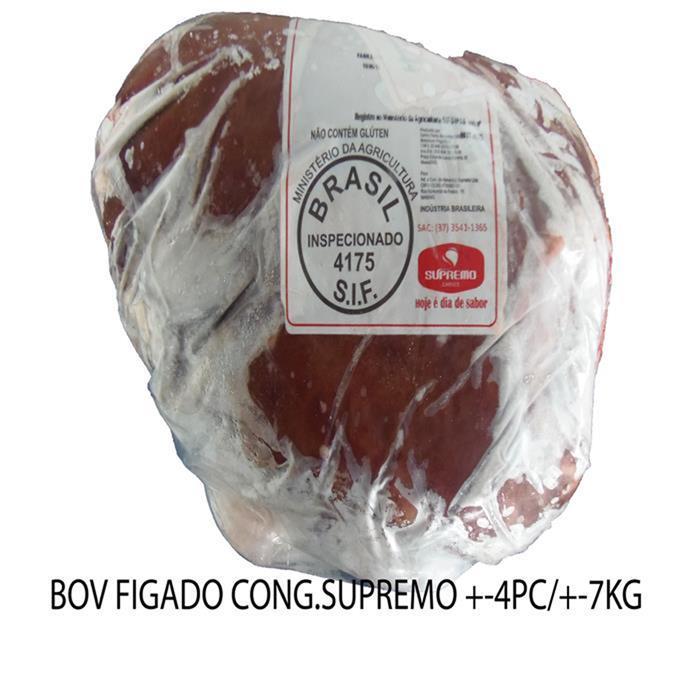 BOV FIGADO CONG.SUPREMO +-4PC/+-7KG