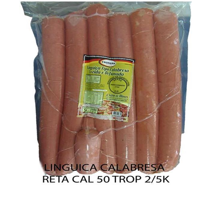 LINGUICA CALABRESA RETA CAL 50 TROP 2/5K