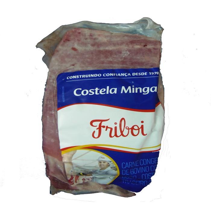 BOV COSTELA MINGA PORC.FRIBOI+-12PC+-22K