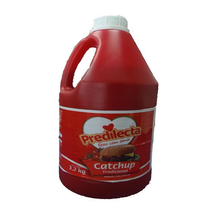 CATCHUP GALAO PREDILETA CX.4/3,2KG