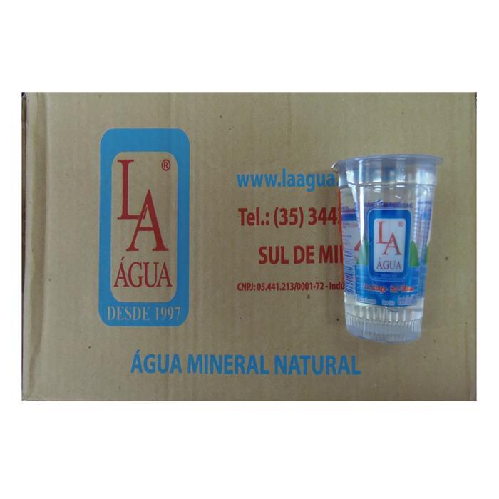 AGUA MINERAL COPO LA AGUA CX 48/200