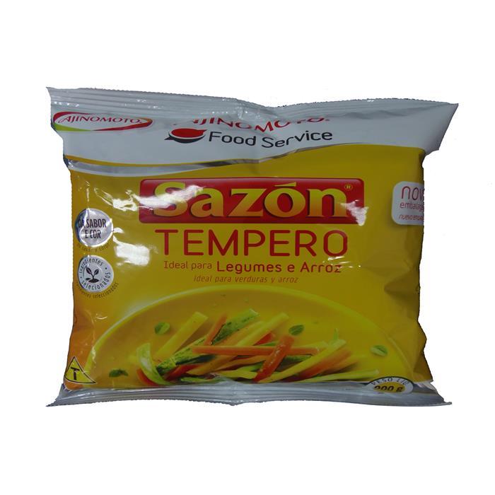 SAZON TEMPERO AMARELO (LEGUMES) 6/900GR
