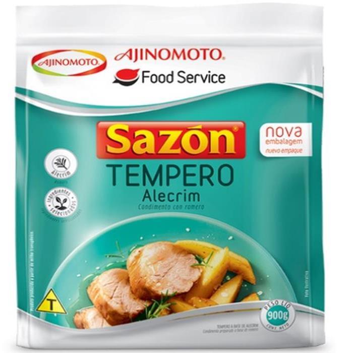 SAZON TEMPERO ALECRIM 6/900GR